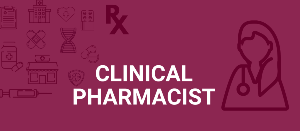 Pharmacist practice in a variety of settings. Clinical Practice. Long-Term Care Facilities. Research Pharmacists. Benefits Management. Retail Pharmacy. Community Pharmacy. Hospital Pharmacy.