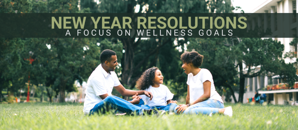 New Year Resolutions: A Focus on Wellness Goals. Roseman Medical Group offers ideas on wellness goals for the 2021 year.
