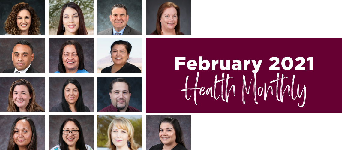 February 2021 Roseman Medical Group Health Monthly Clinic Update