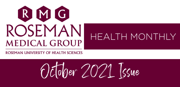 RMG Health Monthly: October 2021 Issue