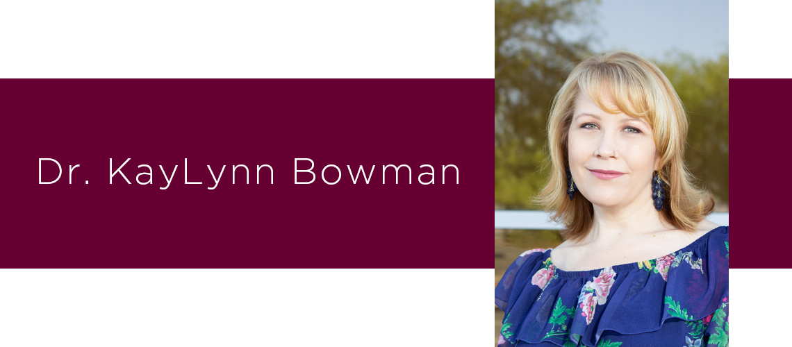 Dr. KayLynn Bowman is a practicing clinical pharmacist at Roseman Medical Group. She provides medication therapy management to patients with chronic diseases such as diabetes, high blood pressure and high cholesterol.